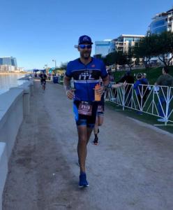 Zach Scheidt course Ironman