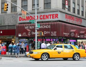 diamond center NEw York