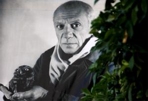 Pablo Picasso peintre