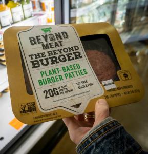 Viande végétale Beyond Meat