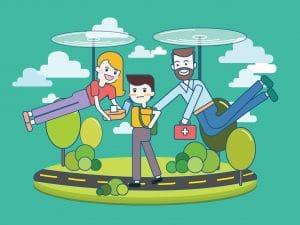parents hélicoptères éducation financière