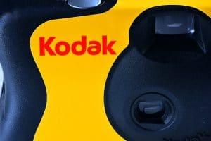 Kodak innovation technologique