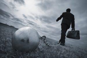 endettement néfaste