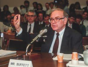 actions anti tempête Warren Buffett