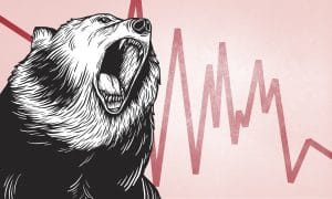bear market marché baissier