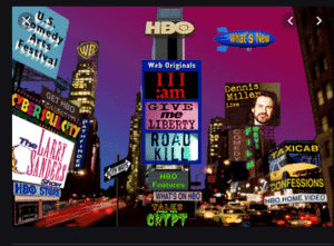 site HBO