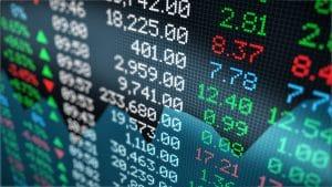 corrélation Bourse économie