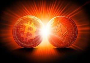 Bitcoin Ethereum cryptos