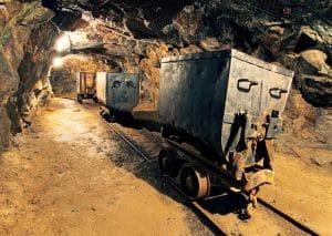 actions minières
