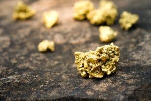 actions minières aurifères