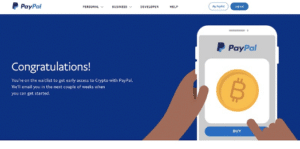 Paypal crypto-monnaies