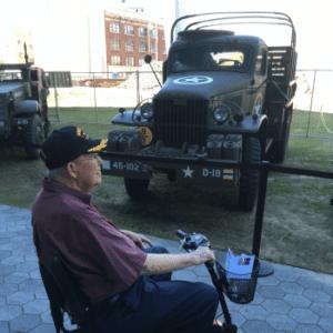 Les leçons d'un centenaire, vétéran de la 2nde Guerre Mondiale