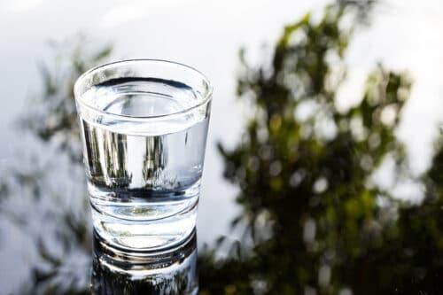eau alkaline fonctionnelle